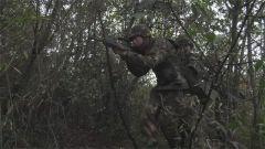 江西总队:山野丛林里的反恐行动