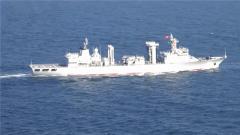 海军第30批护航编队凯旋