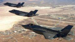 F-35战机聚集部署 代差优势威胁亚太安全