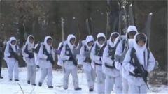 陆军第79集团军:林海雪原 长途破袭演练