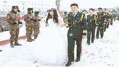 军嫂刘静:千万里追随你  我是军人的妻