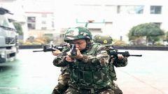 武警青海总队西宁支队的绝密押运