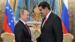 忌惮美国威胁 委瑞内拉欢迎俄罗斯驻军