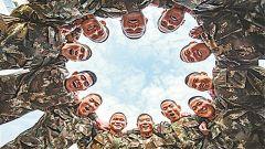 武警河北总队引导新兵个性融入军人共性的故事