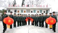 桂林联勤保障中心某仓库官兵:守护是最好的祝福