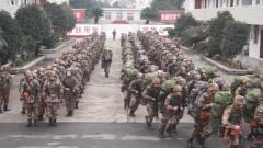 节日不忘战备 川藏兵站部某运输旅组织开展拉动演练