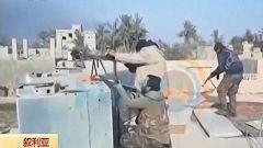 """""""叙利亚民主军""""称对极端组织最后一战开始"""