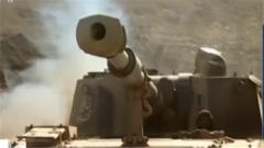 伊朗高官警告美国:停止插手中东