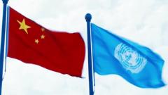 维护世界和平的中国军队(英文版)