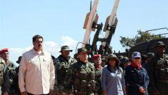 俄称委内瑞拉政府未请求军援