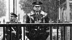 武警北京总队执勤第九支队官兵:心中始终想着五星红旗