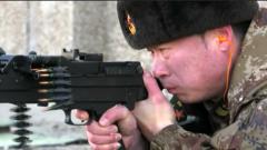 《军事纪实》预告《探秘轻武器试验场》下集