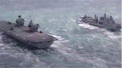 """英国叫嚣派航母来南海""""展示力量"""" 英专家:中国1小时内就能击沉"""