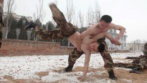 """一组热图,带你看特战官兵如何燃爆""""雪场"""""""