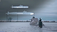 俄最先进核潜艇内部首次曝光