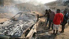 尼日利亚北部村庄遭袭至少66人死亡
