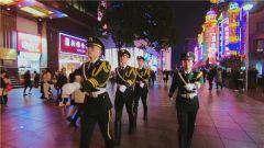 汪长旌:守卫在南京路的霓虹灯下
