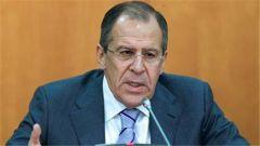 拉夫罗夫:美国对俄罗斯追加制裁毫无意义