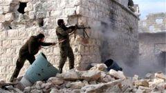 叙利亚局部冲突不断引担忧