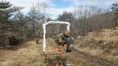 高原山地 西藏军区某旅多科目综合演练