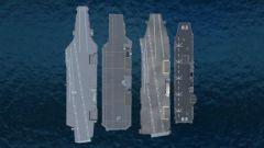 野心勃勃 日本或将造更大航母