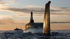 """美军舰的噩梦 俄""""亚森""""级核潜艇究竟多厉害?"""
