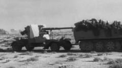 二战德制88炮:明明是防空高炮 却成反坦克神器