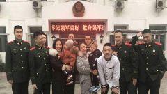 警营阖家欢    军嫂的新年告白:他在哪里   家在哪里