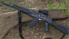 俄罗斯将与沙特联合生产AK-103突击步枪