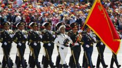 捍卫和平是大国军队之责