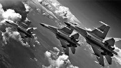 东部战区空军航空兵某旅砺剑长空  警巡万里空天