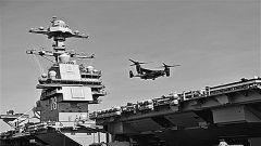 """诺福克海军基地:""""美国海军的灵魂""""所在"""