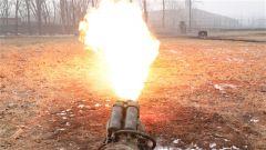 火龙出击!喷火兵训练有点儿燃