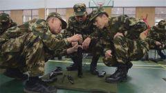 云南总队: 严格集训将校军官