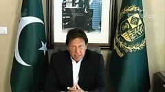 巴基斯坦总理呼吁双方对话协商