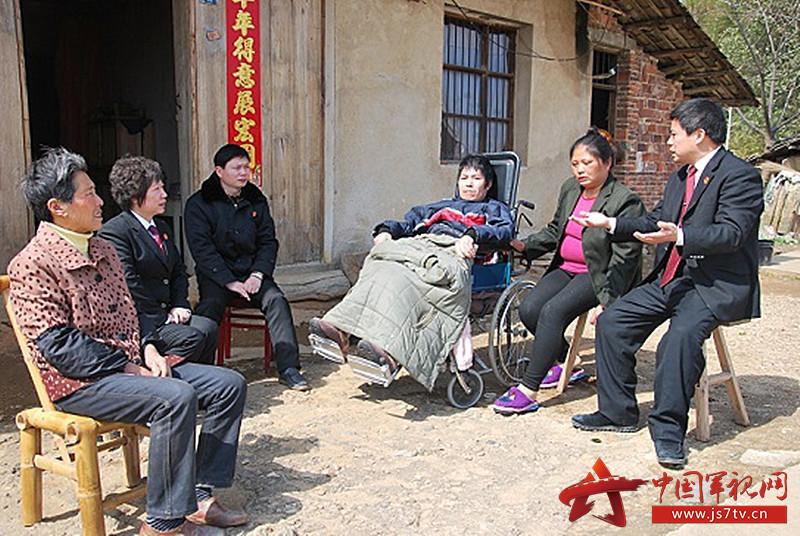 江西省铅山县退役军人法官王勇2(0)