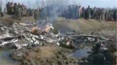 印度和巴基斯坦各自宣称击落对方战机