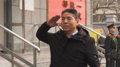 北京总队:感动中国人物重返战位