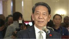 """""""委员通道""""  探月工程总设计师吴伟仁答记者问"""