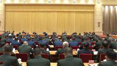 出席十三届全国人大二次会议解放军和武警部队代表团成立