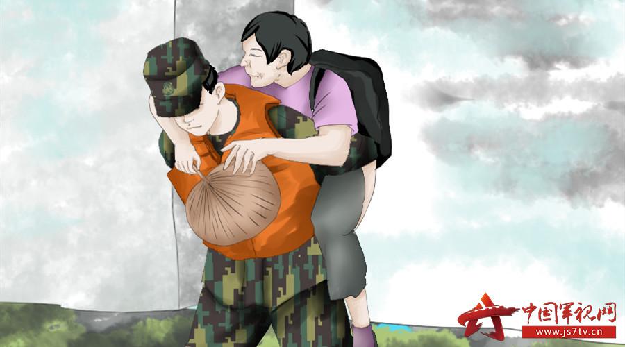 06抗洪救人是解放军的职责,阿姨最后没有得到战士的名字,但阿姨认识他的战友——雷锋!_副本
