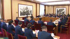 解放军和武警部队代表团分组审议2019政府工作报告