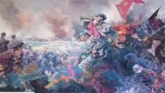 南昌起义中的神勇号兵