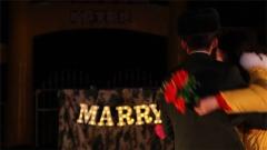 一人求婚全班出力 战友精心筹备求婚仪式实现军嫂浪漫梦想