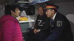 """王轩:从""""东方第一哨""""军人到驶向""""东极""""的列车长"""
