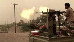 也门政府军与胡塞武装在荷台达交火 13名武装人员被打死