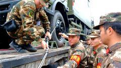 武警某部开展基层干部车管业务培训  推动运输投送能力建设