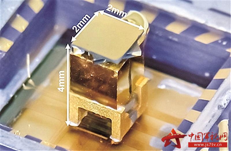 超微型原子钟的体积小于目前可用的最小原子钟.(0)jpg