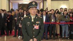 韦昌进委员:新兵的素质更高 报国情怀更浓