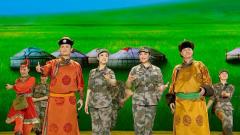 汉语和蒙古语交织 草原上飘扬着赞歌